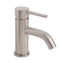 Adley Single Handle Lavatory Faucet - Brushed Nickel