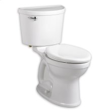 White Champion PRO Right Height Elongated Toilet