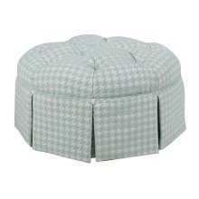 Tufted Hassock
