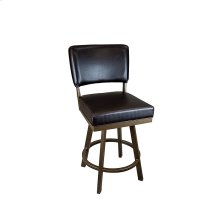 Miami B505H26S Swivel Back No Arms Bar Stool