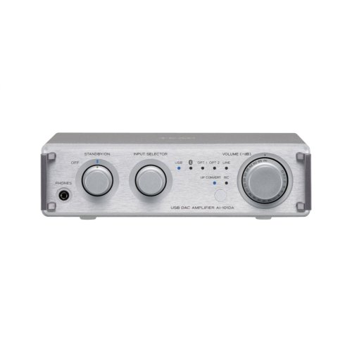 Integrated Amplifier with USB DAC