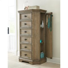 Corinne - Lingerie Chest - Sun-drenched Acacia Finish