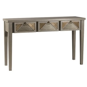 Hillsdale FurnitureBayshore Console Table - Distressed Graywash