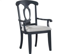 Ashgrove Upholstered Seat Arm Chair