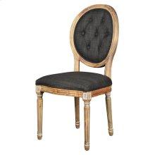 Meg Tufted Side Chair