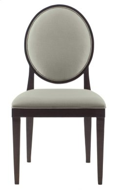 Haven Side Chair in Haven Raven (346)