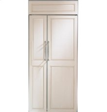 "GE Monogram® 36"" Built-In Side-by-Side Refrigerator"