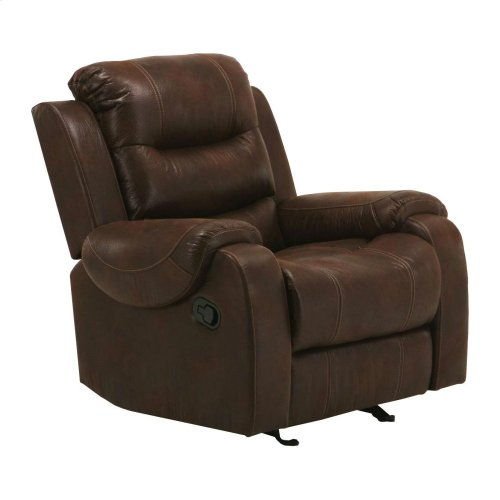 Brahms Cowboy Manual Glider Recliner