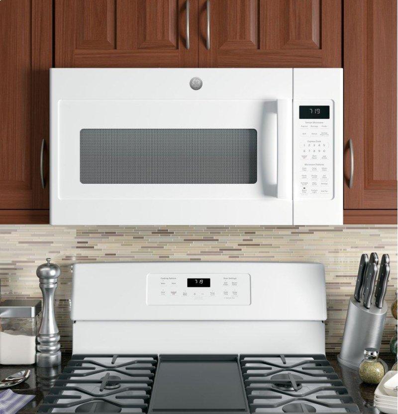 JVM7195DKWW in White by GE Appliances in Clermont, FL - GE® 1 9 Cu