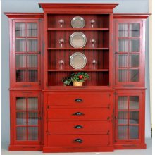 """#526 Tracy's Hutch 87""""wx18""""dx86""""h"""