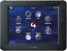 Control4® Wireless Touch Screen Version 2