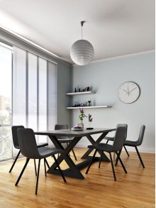 Zax/Buren 7pc Dining Set