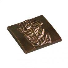 Aspen Leaf - TT220 Silicon Bronze Dark