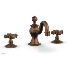 MARVELLE Widespread Faucet 162-01 - Antique Copper