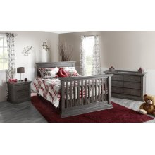 Modena Full-Size Bed Rails