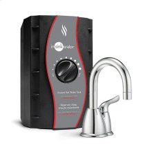 HOT150 Instant Hot Water Dispenser - Chrome