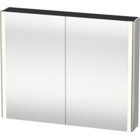 Mirror Cabinet, Concrete Gray Matt Decor