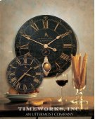 "Bond Street 30"" Wall Clock Product Image"