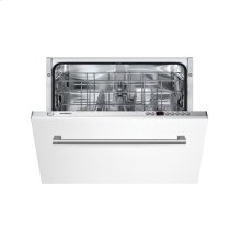 Dishwasher DF 251 760 fully integrated Appliance height 34 1/16''
