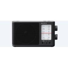 Analog Tuning Portable FM/AM Radio