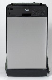 Model DWE1814SS - Built-In Dishwasher - Stainless Steel