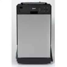 Model DWE1814SS - Built-In Dishwasher - Stainless Steel