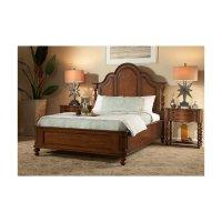 Platform Queen Bed Product Image