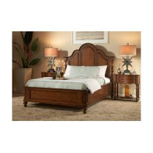 Platform Queen Bed