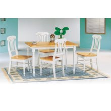Damen Country Rectangular Dining Table