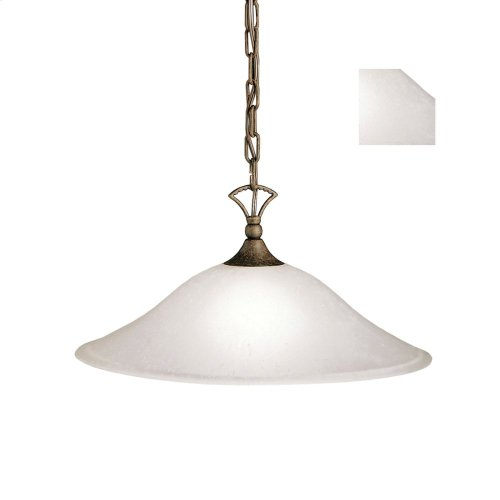 Hastings 1 Light Pendant Tannery Bronze