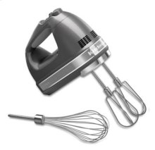 7-Speed Hand Mixer - Liquid Graphite