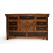 Western Traditions - Coyote Gulch Chest of Drawers Product Image