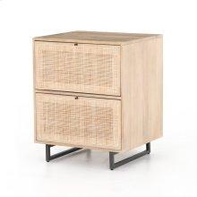 Carmel Filing Cabinet-natural Mango