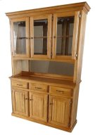 Hutch w/ 3 Half Doors Product Image