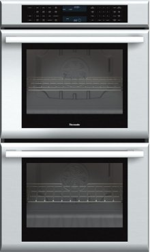 30-Inch Masterpiece® Double Oven MED302JS