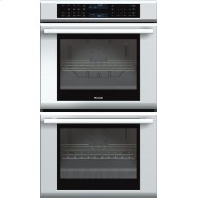 CLOSEOUT- 30-Inch Masterpiece® Double Oven MED302JS