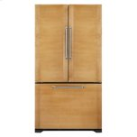 "JENN-AIR72"" Counter Depth French Door Refrigerator"