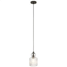 Riviera Collection Riviera 1 Light Mini-Pendant OZ