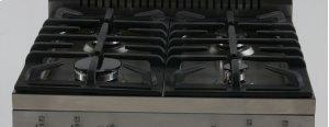 """20"""" Deluxe Gas Range - Elite Series"""