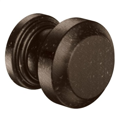 Rothbury oil rubbed bronze drawer knob