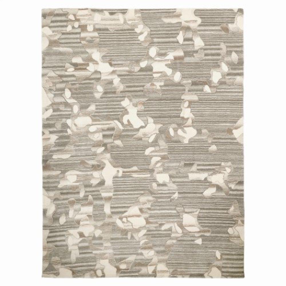 Anemone Rug-Grey/Ivory-9 x 12
