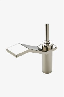Formwork One Hole High Profile Bar Faucet, Metal Joystick Handle STYLE: FMKM30