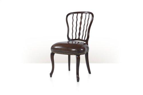 The Seddon Sidechair, #plain# - Antique Ramsey Finish