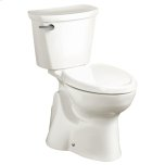 American StandardAccessPRO Right Height Elongated Toilet with Seat - White