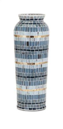 TY Cowboy Large Mosaic Vase