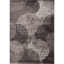 Platinum 1284 Grey Black 6 x 8