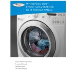 WhirlpoolDo-It-Yourself Duet(R) Front Load Washer Manual