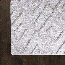 Maze Rug-Ivory-5 x 8