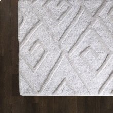Maze Rug-Ivory-5' x 8'