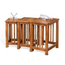 Sedona 3-pc Nesting Table